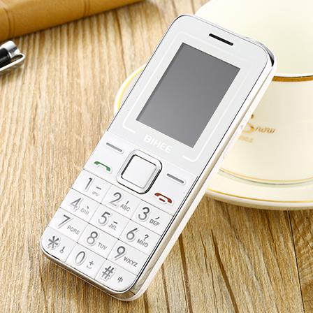 百合BIHEE C20M CDMA 电信手机直板老年老人机