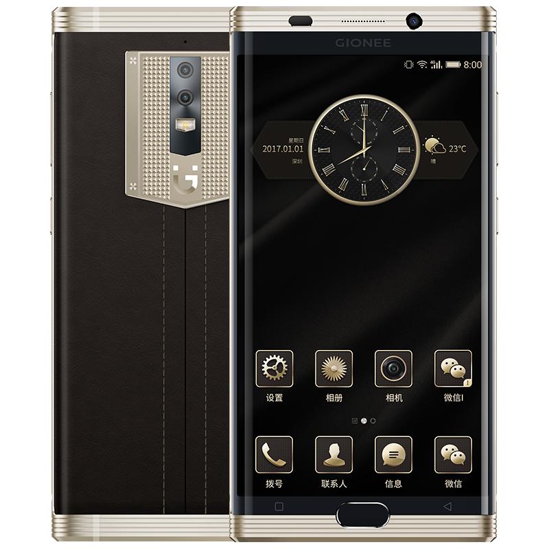 Gionee/金立 M 全网通4G手机 6GB+128GB内存 7000mAh电池