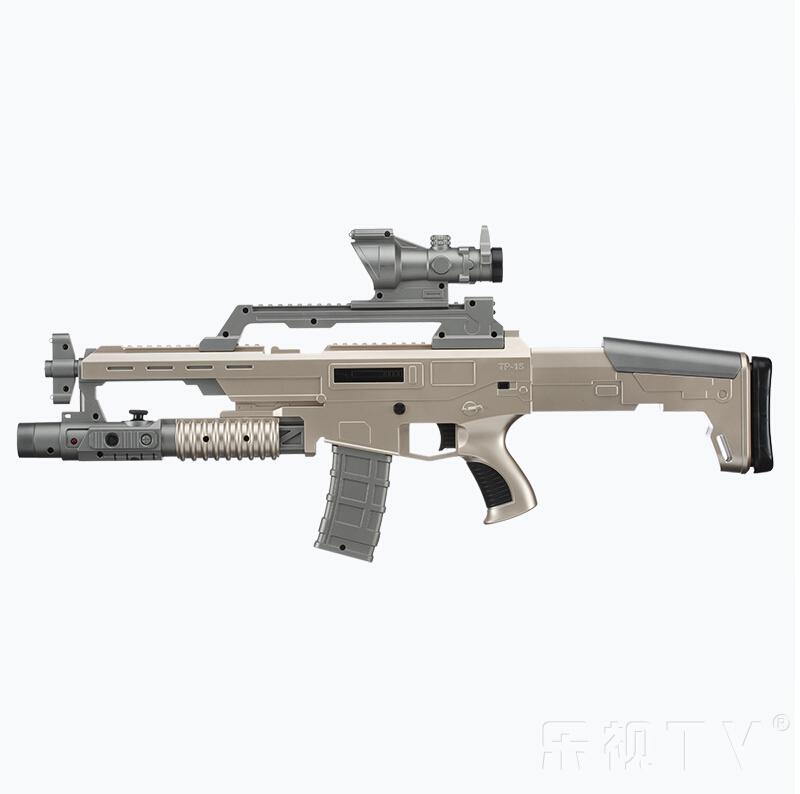 乐视体感枪-LETV枪王乐视超级电视玩具体验含摄像头 适合超级电视