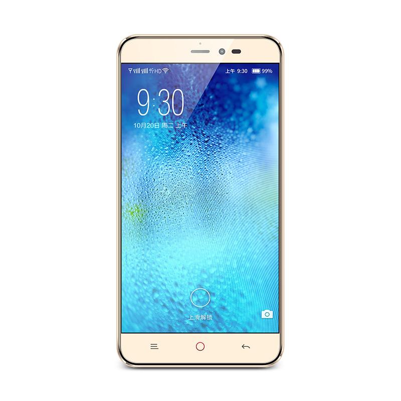 小辣椒 红辣椒JD-T经典移动4G双卡5.5英寸四核指纹智能小辣椒手机