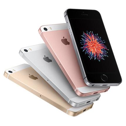 二手:Apple/苹果iPhoneSE手机 无锁三网