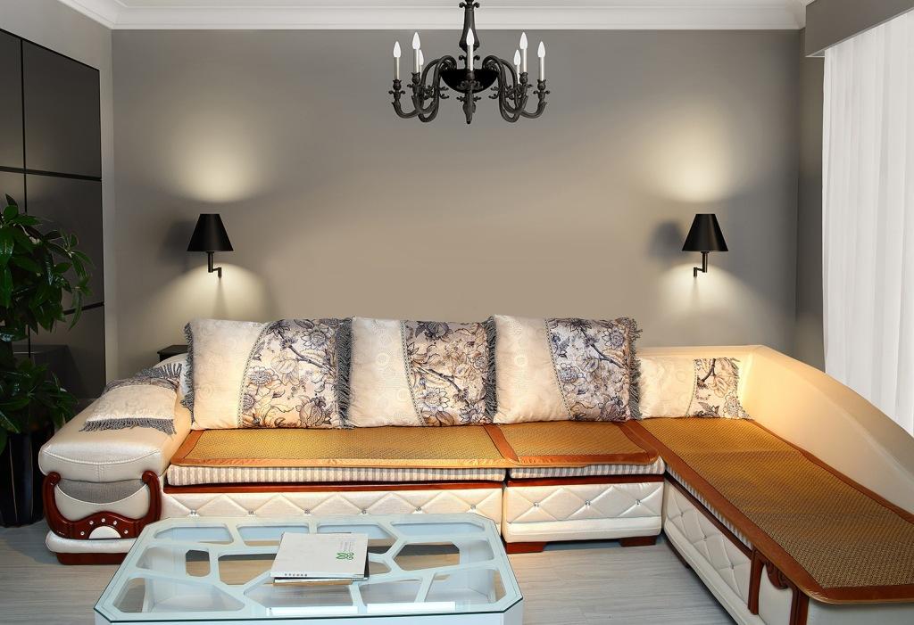 热销爆款 长城花沙发垫藤席沙发垫 夏季组合沙发垫 尺寸可订做