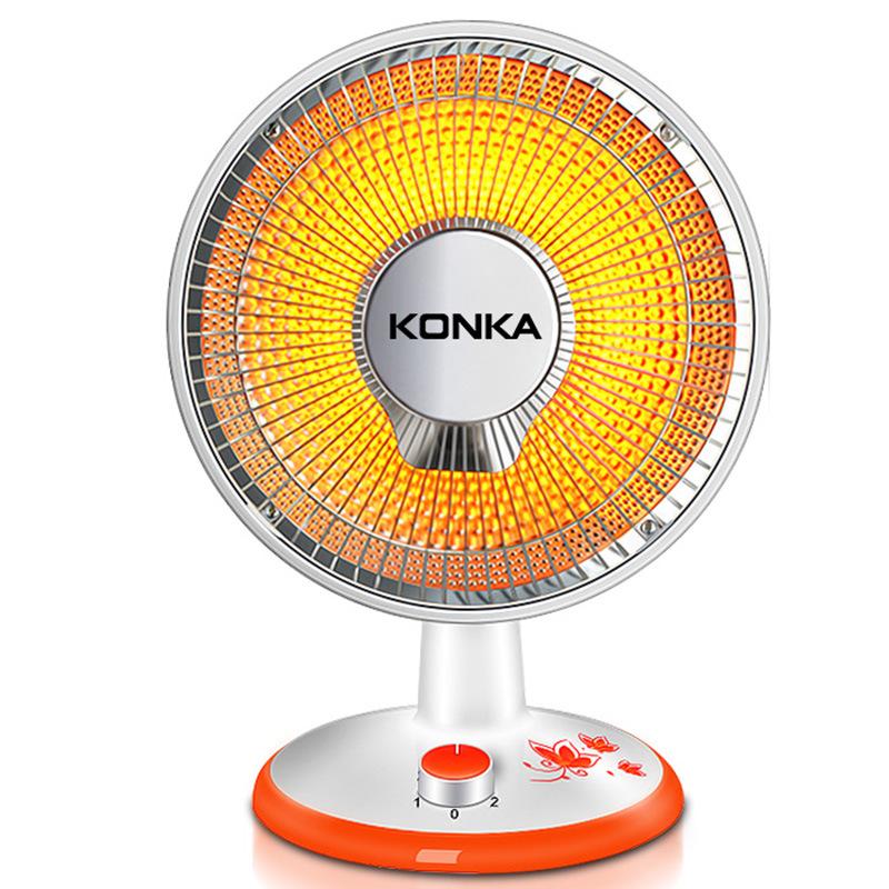 康佳取暖器 小太阳电暖器 家用办公电暖炉 宿舍电暖气 省电取暖气