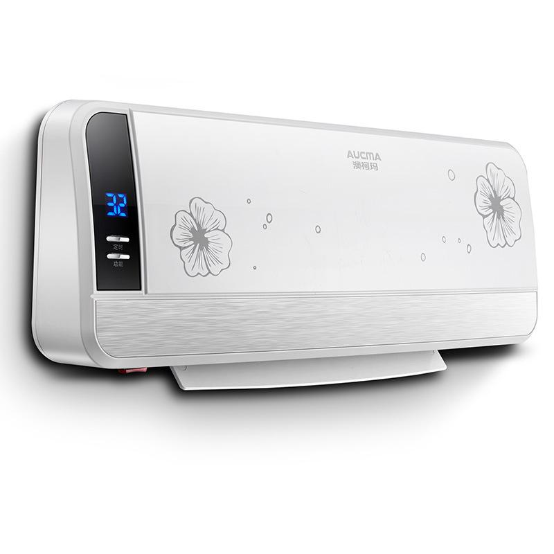 澳柯玛取暖器 家用居浴两用壁挂电暖气暖风机 浴室防水取暖器
