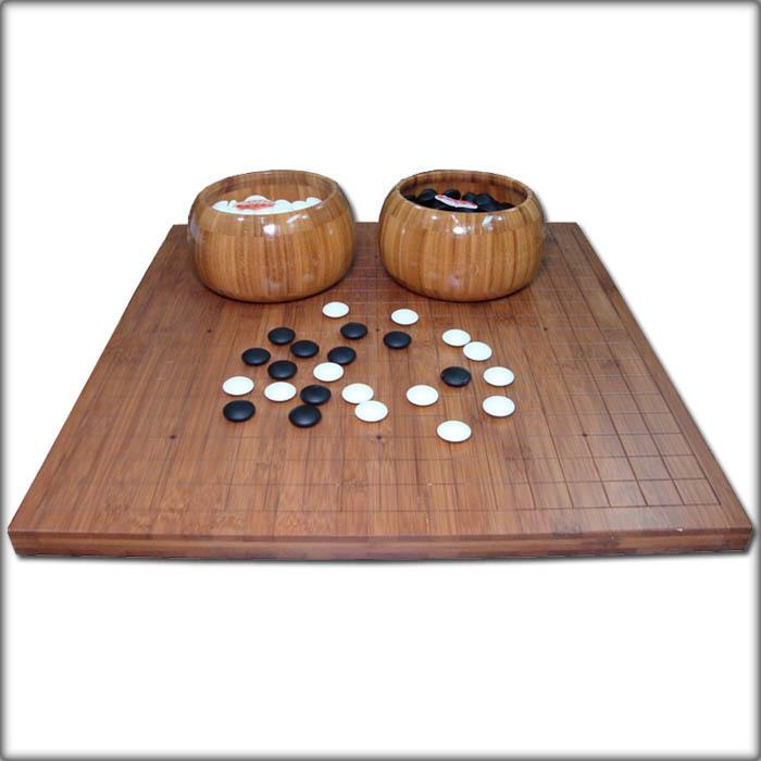正品D型双凸老云子围棋围棋套装白子米黄色无气孔送竹棋罐