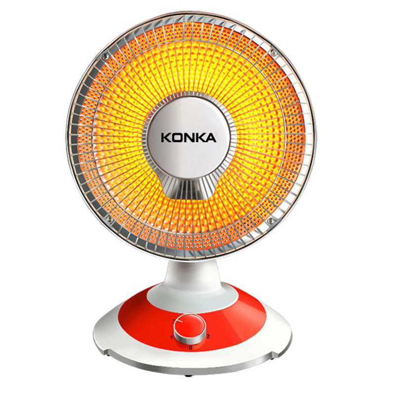 康佳小太阳取暖器家用 迷你取暖器 电 小太阳电暖器