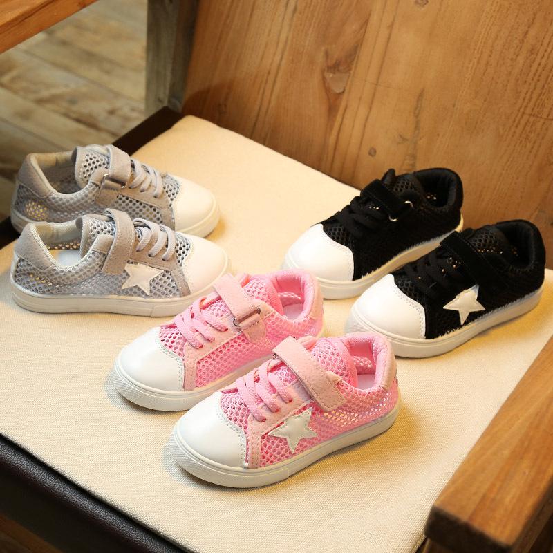 新款男童女童凉鞋可爱洞洞鞋 儿童网鞋透气镂空夏季童鞋厂家