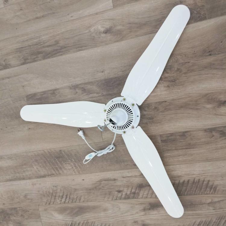 厂家批发直销现代静音大风力吊扇 客厅餐厅卧室工业工厂宿舍