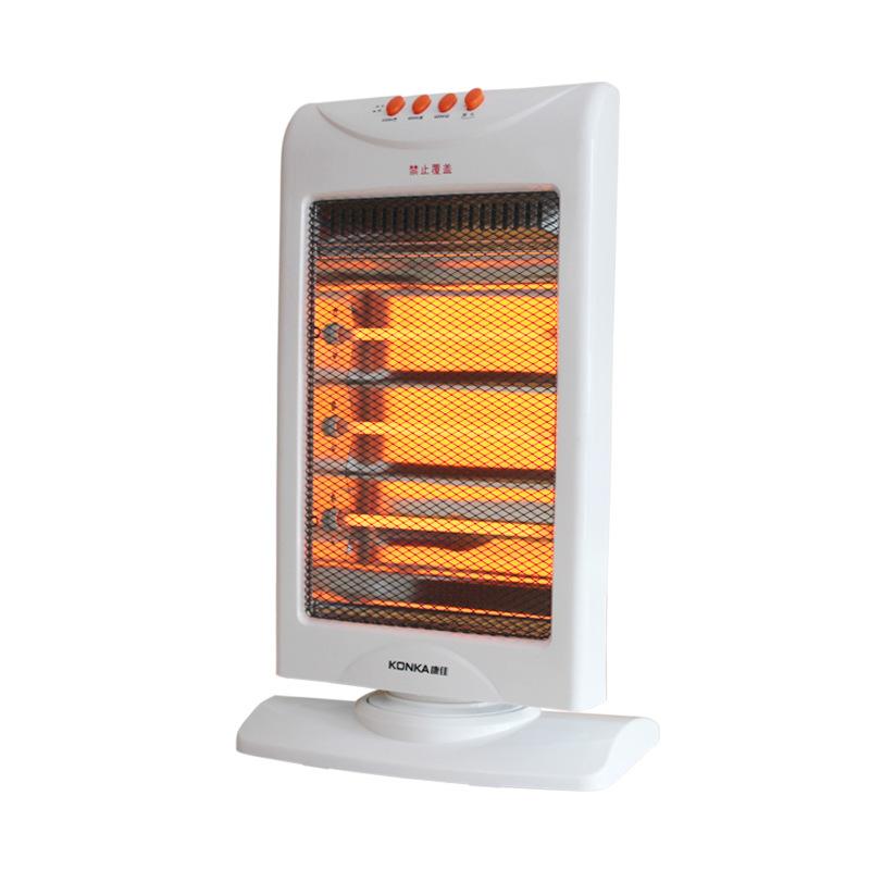康佳取暖器暖风机家用节能三档电暖器摇头电暖气省电取暖器