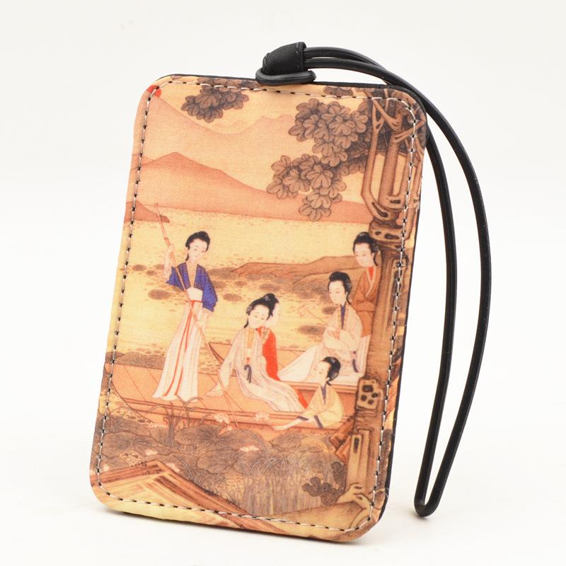 南京特产云锦丝绸中国风礼物特色手工艺纪念品送老外出国商务礼品