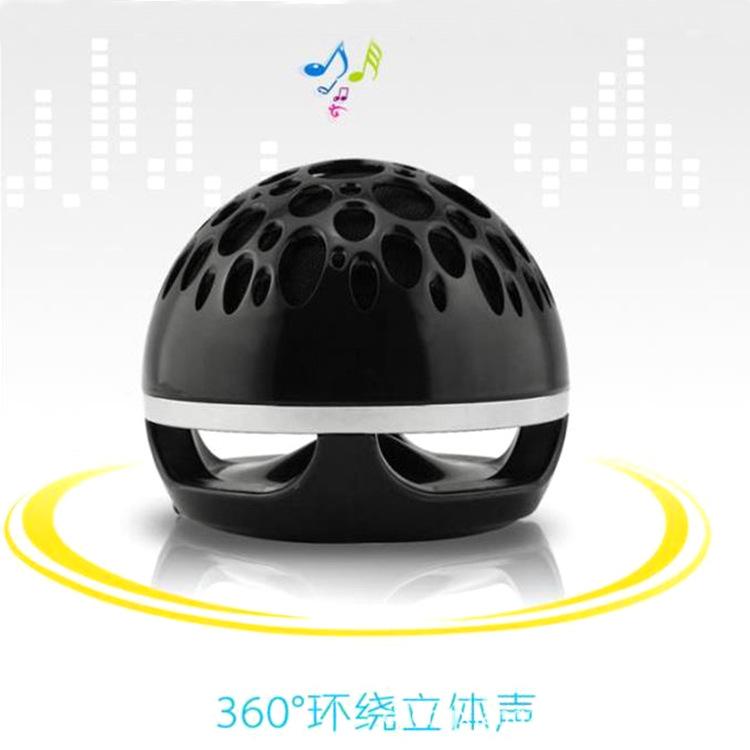 厂供魔石魔球蓝牙音箱 UV烤漆工艺 便携低音炮 无线手机蓝牙音响