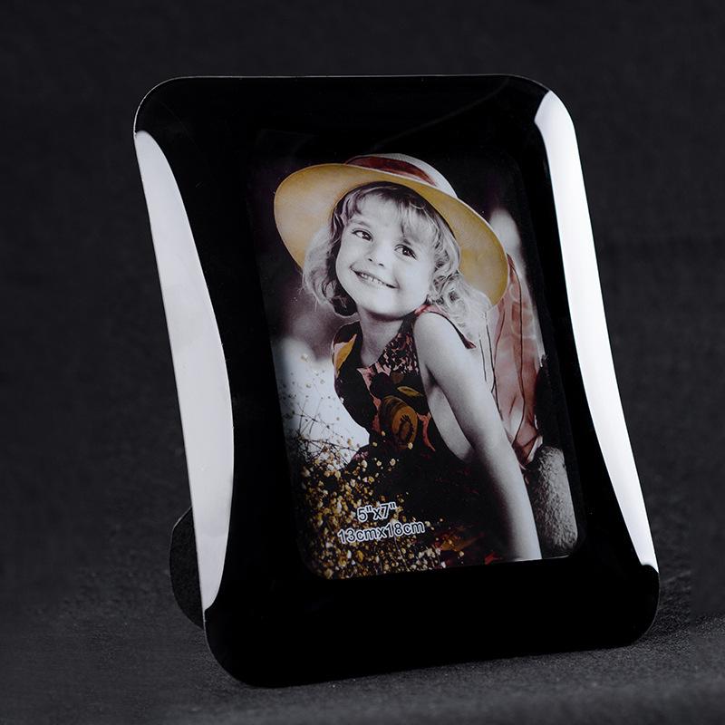 相片相框7寸玻璃相框摆件 送男女朋友生日礼物 创意实用小礼品