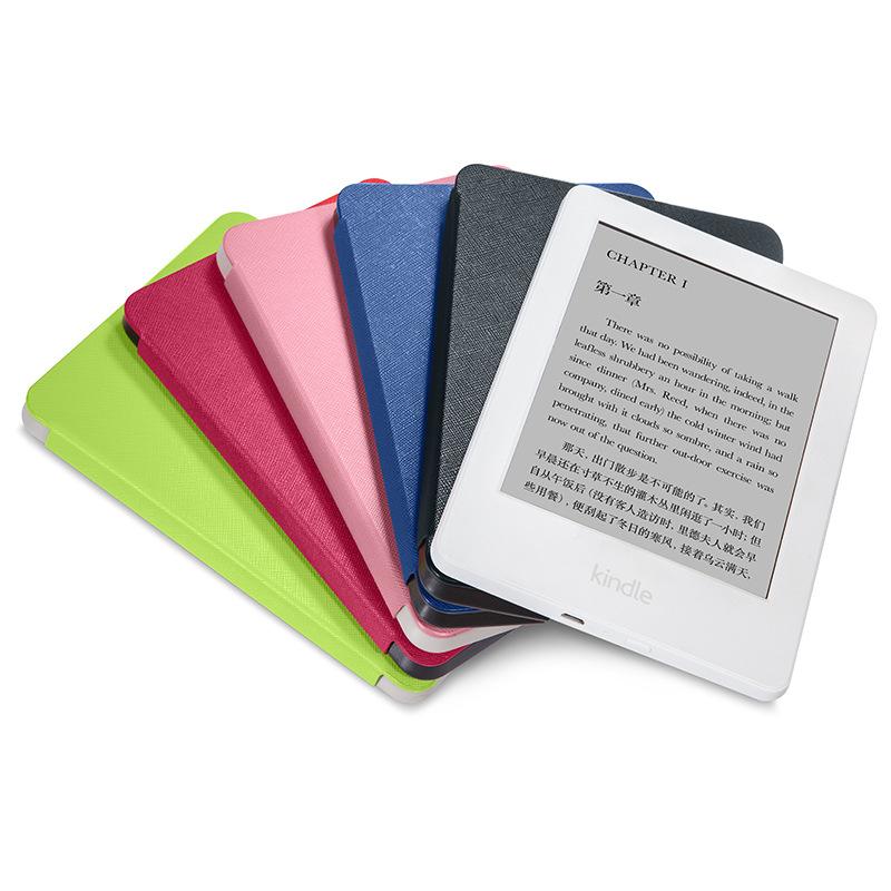 厂家直批 亚马逊NuPro Kindle专用休眠保护壳保护套适用于499款