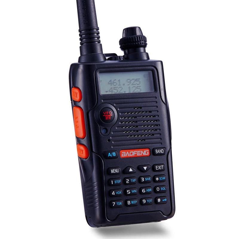 宝锋UV-5r五代增强版对讲机BF-UVpofung宝峰民用商用无线手台批发