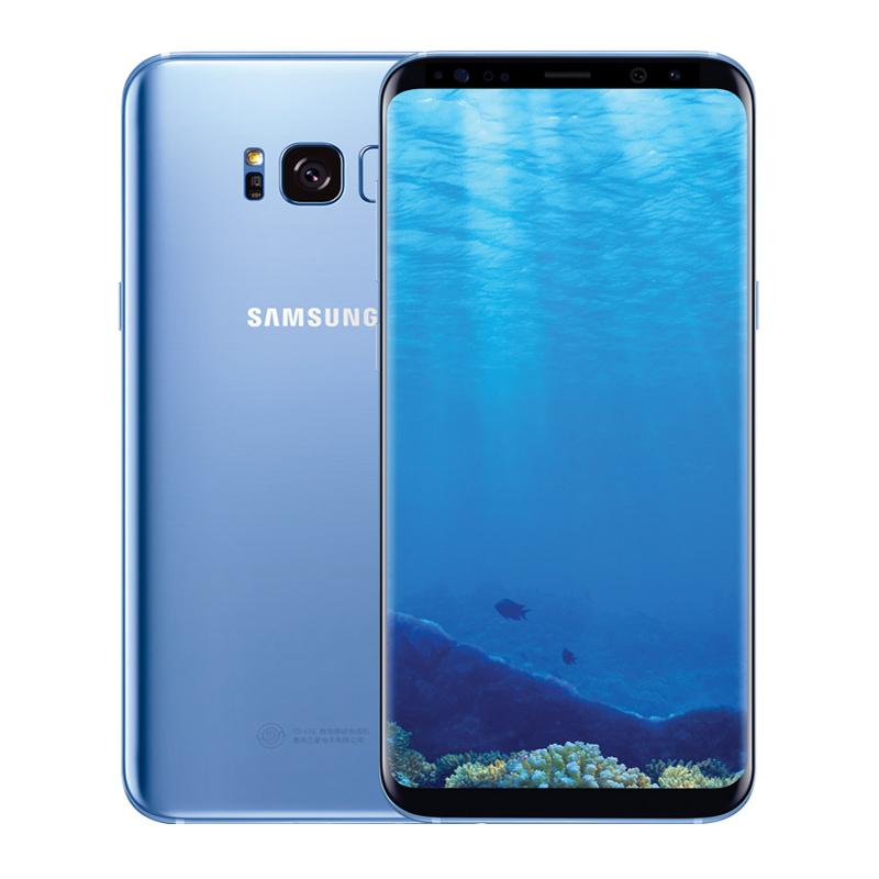 Samsung/三星 Galaxy S8+ SM-G9550 4+64G 全网通4G手机