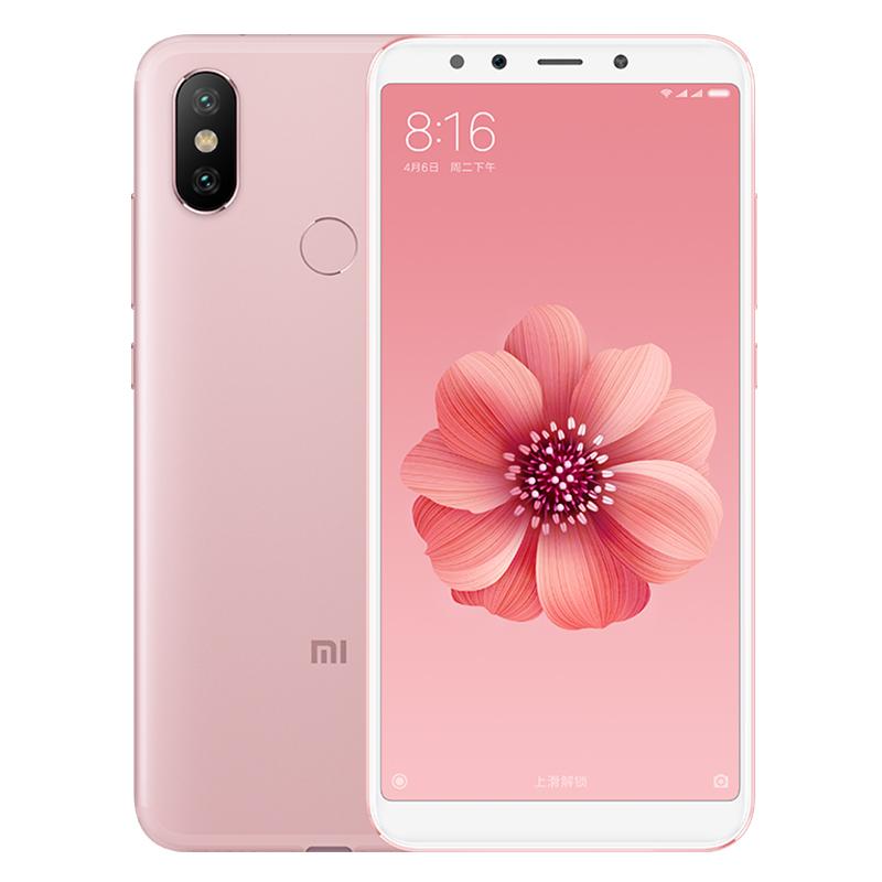 Xiaomi/小米 6X新品手机智能双摄骁龙660处理器官网时尚拍照手机