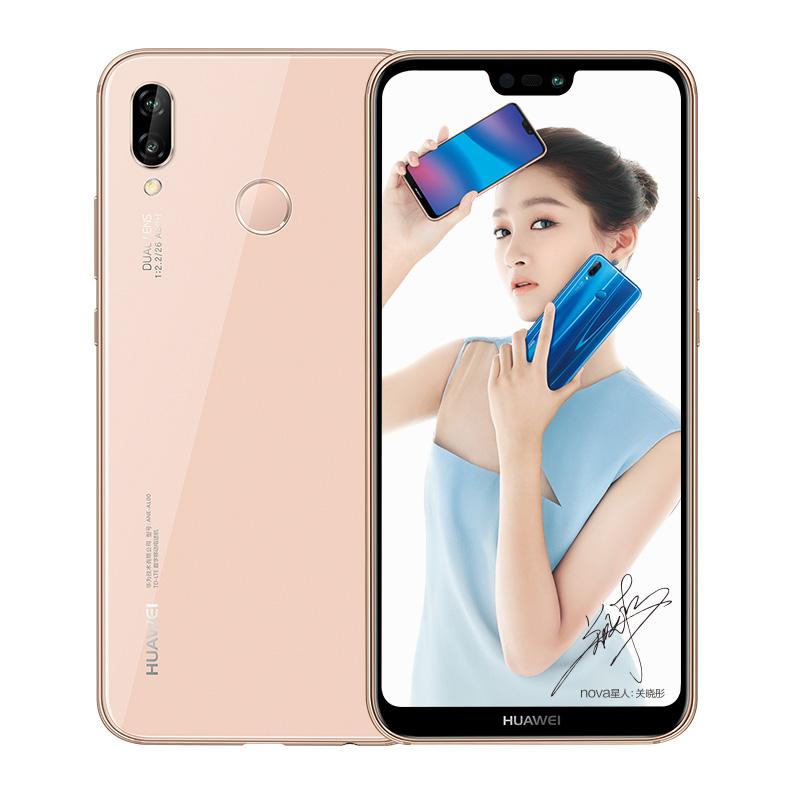 Huawei/华为 nova 3e 全面屏正品4G智能手机